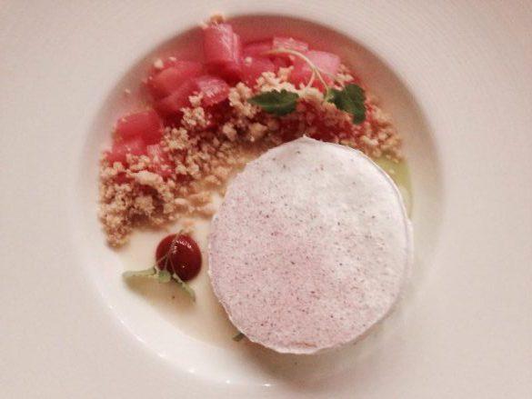 Buttermilk & Rhubarb